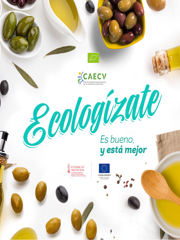 Alimentos ecológicos. ESAO y el CAECV organizan el I Concurso de AOVE ecológicos de la Comunitat Valenciana