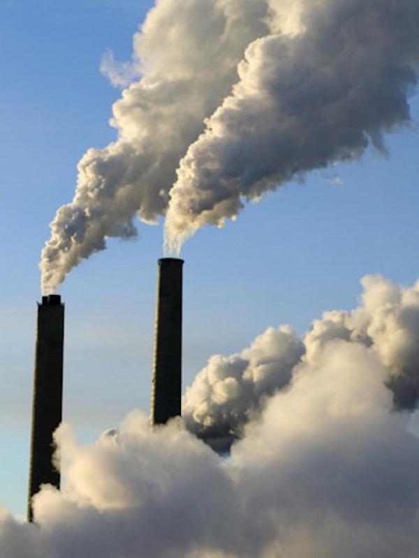Solo nos queda que llueva para reducir la disparada contaminación que sufren los vecinos de Gijón por 3 día seguido
