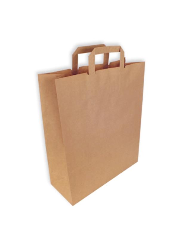 Las bolsas de papel van más allá de la economía circular