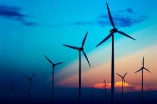Filomena 'pone en los altares' a la energía eólica