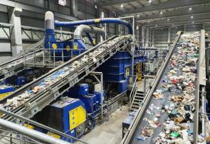 Baja la producción de residuos gallegos en los Ayuntamientos adscritos a Sogama