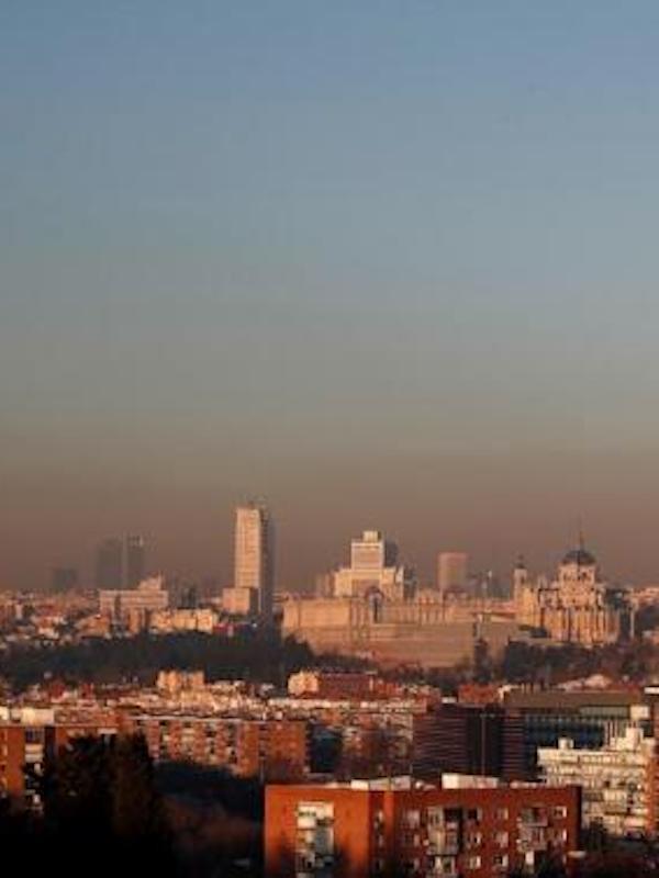 Madrid y Barcelona encabezan el ranking europeo de muertes por contaminación