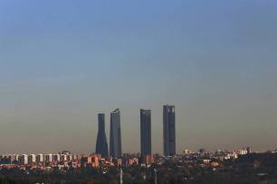 Madrid es 'la reina' europea por contaminación de NO2 y mortalidad prematura