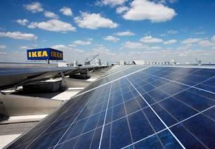 Ikea se 'apunta' a los paneles solares