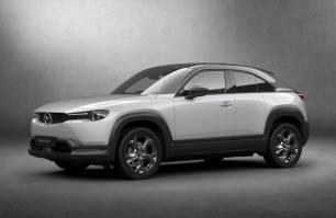 Mazda en España 'pisa fuerte' con sus eléctricos