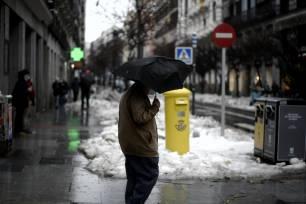 'Hortensia' la nueva borrasca que llegará a España