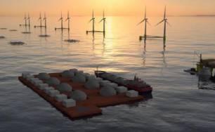 Proyecto OCEANH2: ARIEMA Y ACCIONA en 'alianza'
