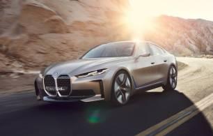 BMW i4 eléctrico 'la imaginación al poder'
