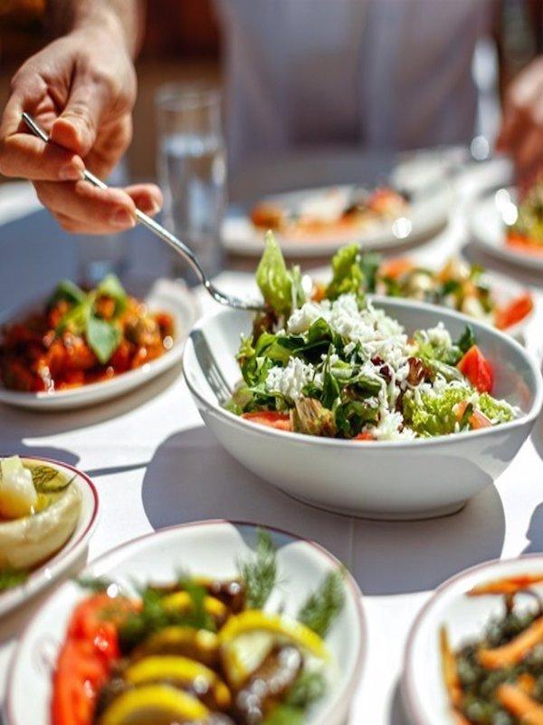 Las ventajas de comer moderadamente 5 o 6 veces al día