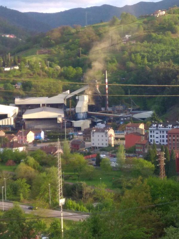 Asturias.  En el año 2020 subio de la contaminación en las cuencas, de manera exagerada el cancerigeno benceno