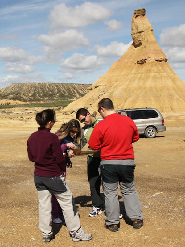Presentadas alegaciones al Plan de Turismo inicialmente aprobado por la Comunidad de Bardenas