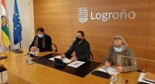 Logroño, primera ciudad española en firmar el 'Acuerdo de ciudad verde' de Europa
