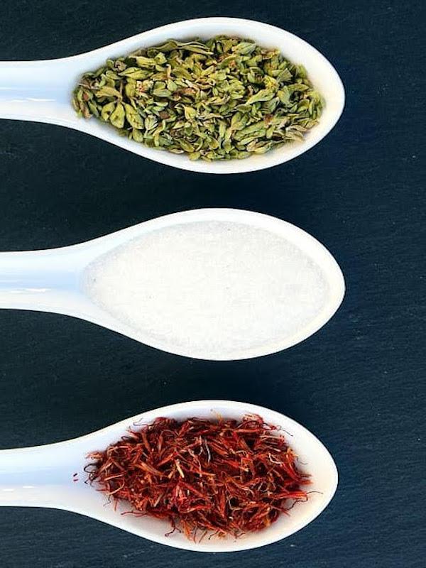 Condimentos ecológicos sustitutivos de la sal