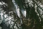 La ola de calor en Norteamérica deja 100 fallecidos y 78 incendios forestales