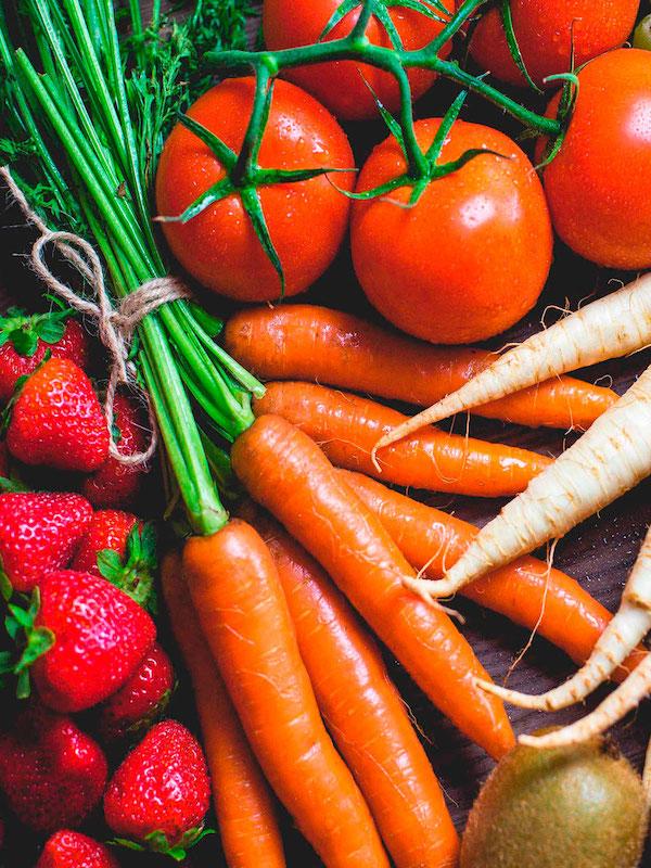 Los 'alimentos ecológicos' son vitales para tus hijos
