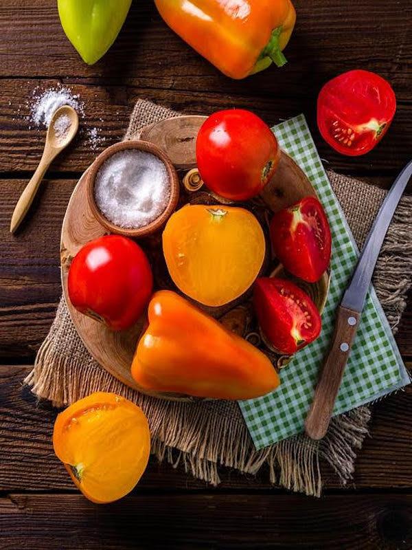 Alimentos ecológicos de verano y sus propiedades