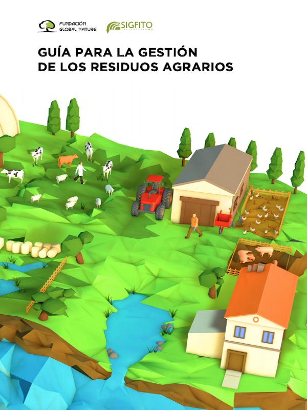 Una solución 'sensata' que facilite la gestión de los residuos en la agricultura