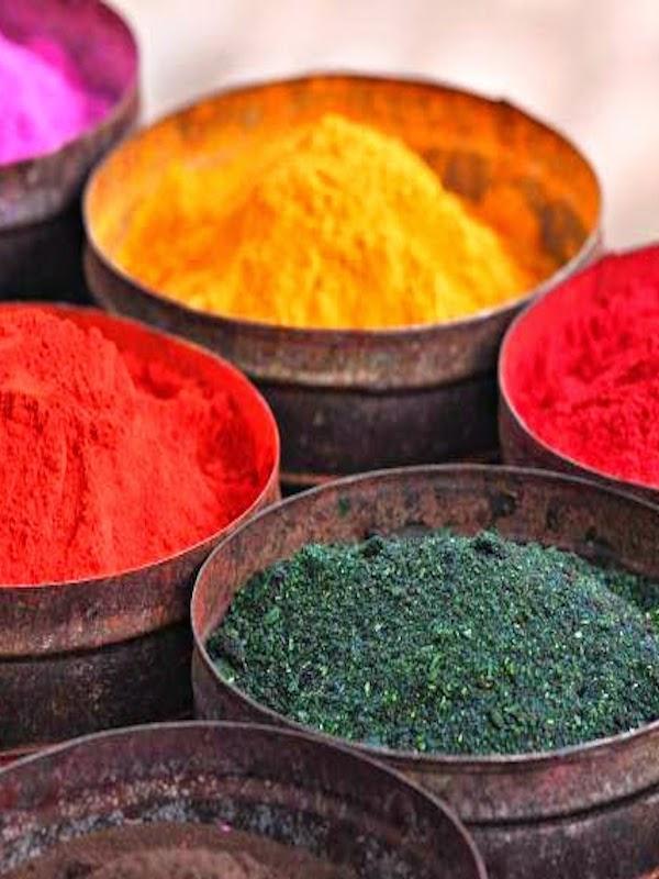 Ojito con los colorantes alimentarios artificiales