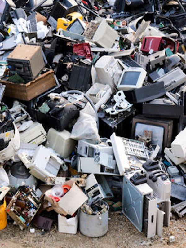 Tu móvil nace de un montón de residuos tóxicos