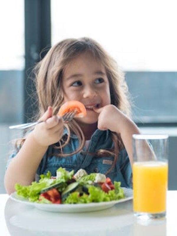 Estudio revela que alimentos ecológicos son clave para un óptimo desarrollo infantil