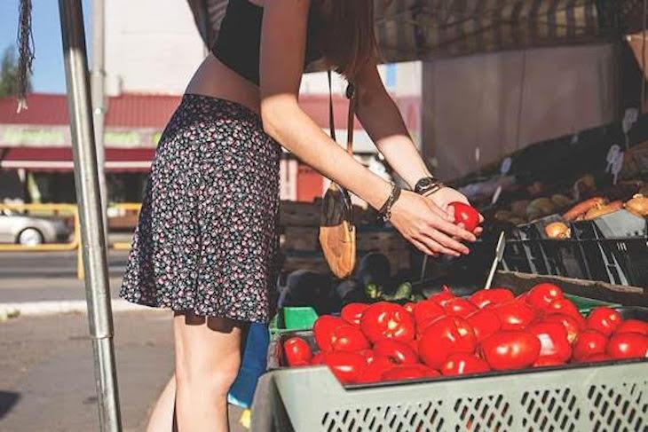 Alimentos ecológicos para una dieta sana y responsable