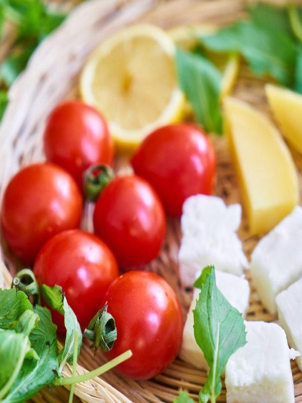 Un estudio vincula la dieta mediterránea con cambios intestinales