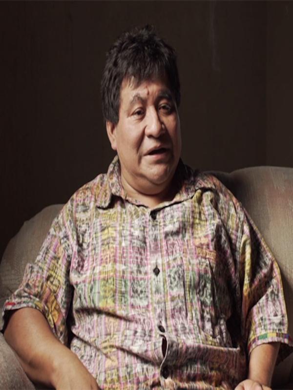 El líder indígena y defensor medioambiental bernardo caal apela a instituciones internacionales para salir de la cárcel