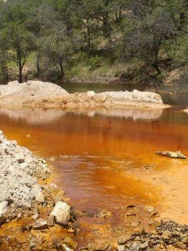 ¿Qué sabes de los 'ríos rojos'?