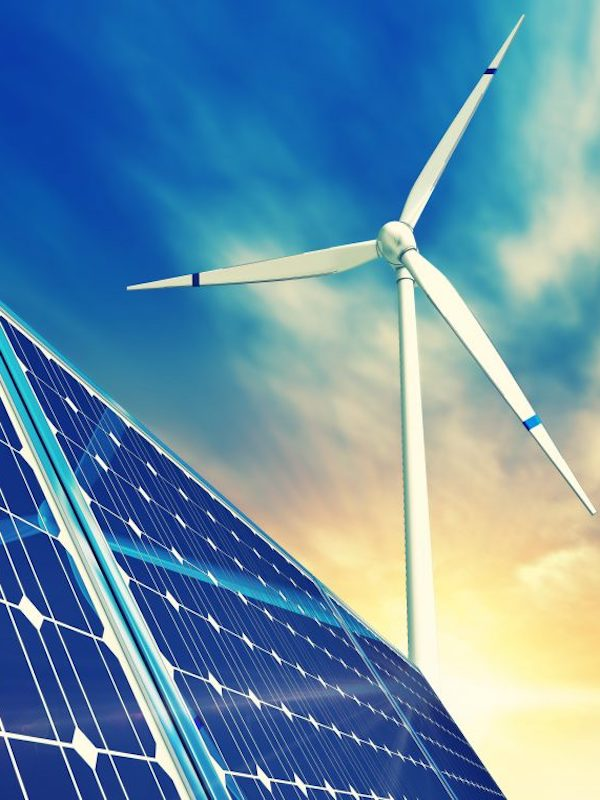 Las energías renovables son tan necesarias como un acuerdo 'sensato' con las ONG ecologistas