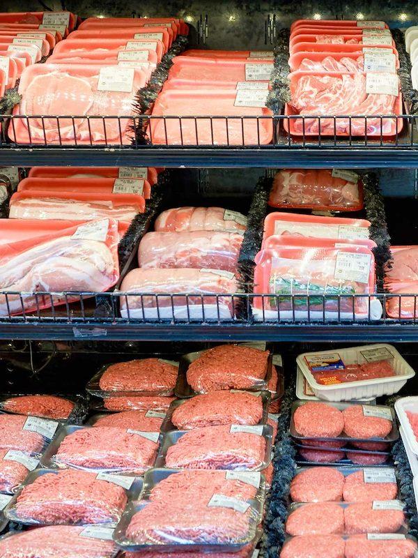 Promocionar la carne 'se va a acabar'