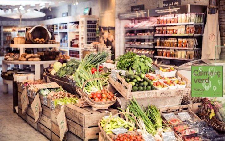 Ya está disponible la guía de comercio verde del distrito de Sants-Montjuïc