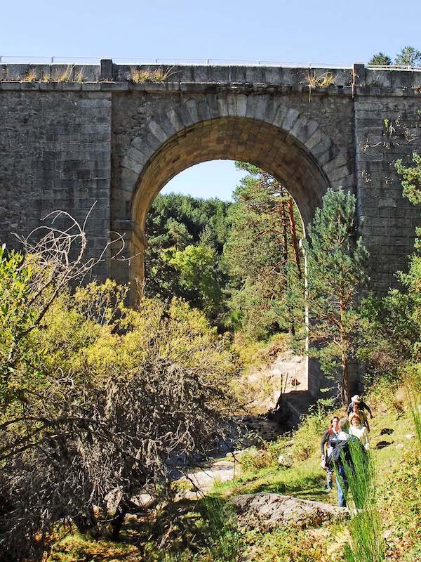 Rutas guiadas por la sierra de Guadarrama