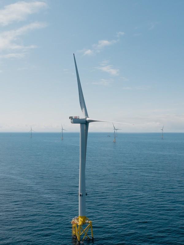 Moray East: el parque eólico más grande de Escocia