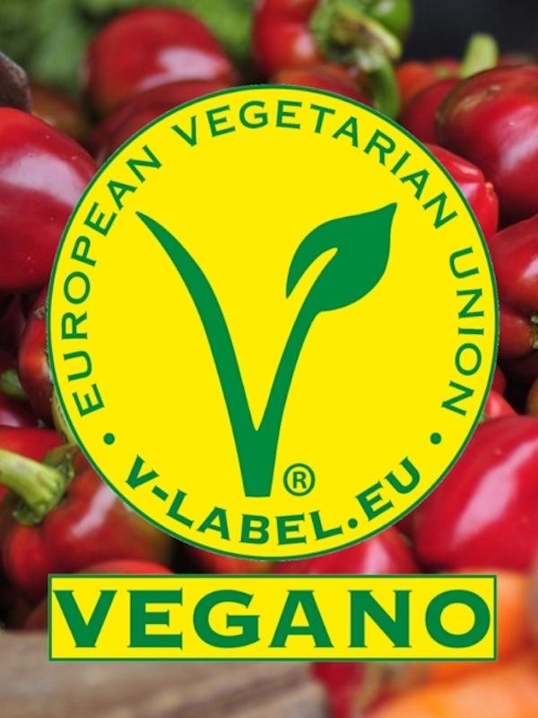 Los veganos 'apuestan' por los productos certificados V-Label