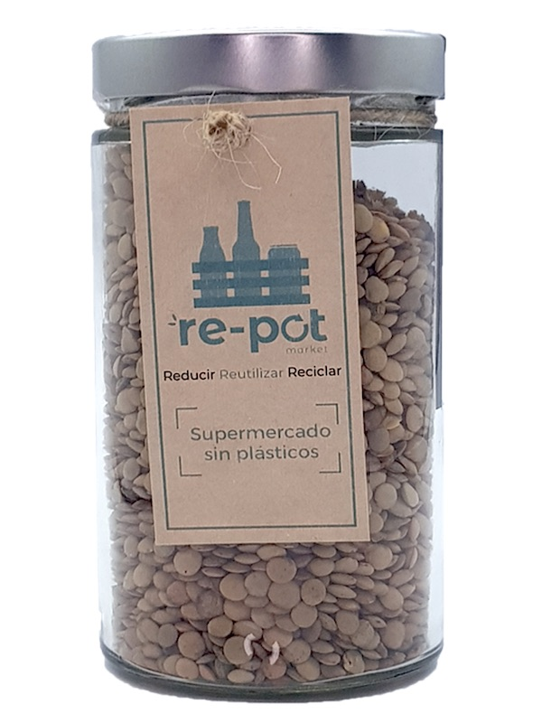 ¿Producir, usar y tirar?, Re-pot Market un nuevo modelo de consumo es posible