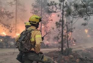 Navarra arranca su campaña de verano contra los incendios forestales