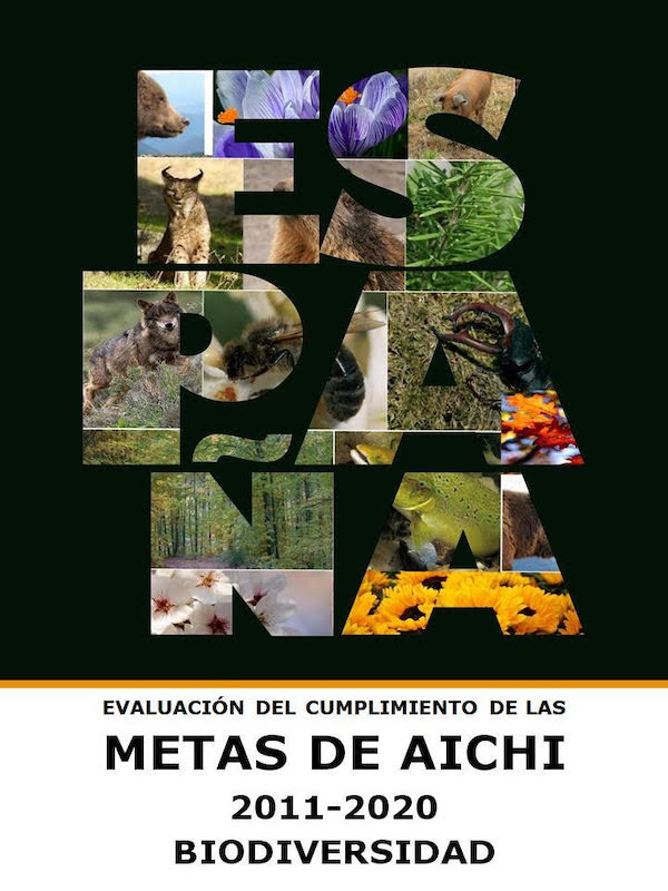 Informe sobre el cumplimiento de las Metas de Aichi de biodiversidad en España