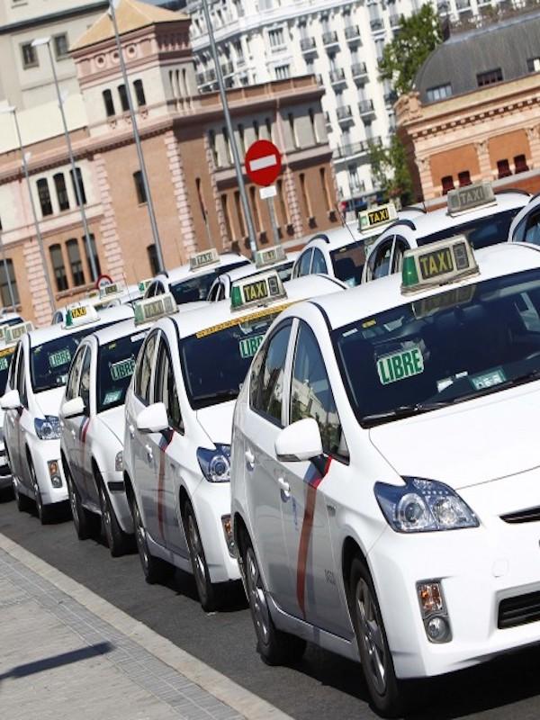 'Taxi as-a-service', mil taxis con hidrógeno verde en Madrid para 2026