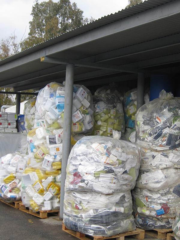Premios SIGFITO, se publican los nombres de los puntos de recogida que más han reciclado en 2020