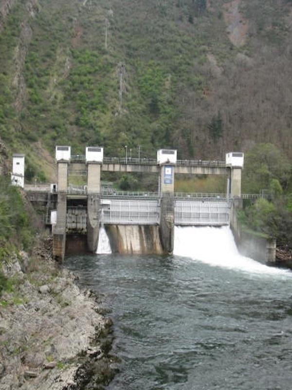 Asturias. Nos oponemos a que se extrujen mas las aguas del río Narcea