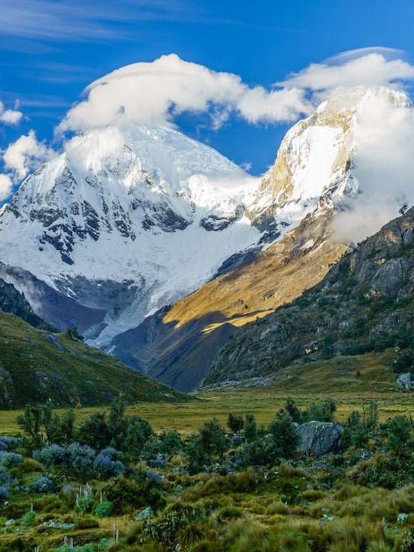 La fotosíntesis desde los Andes Peruanos
