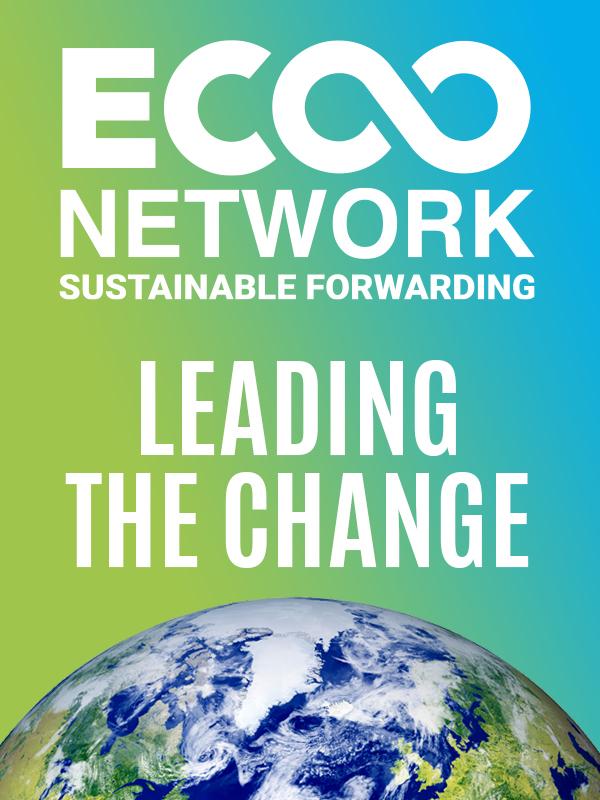 EccoFreight lanza EccoNetwork, la primera red internacional de Forwarders unidos por la sostenibilidad