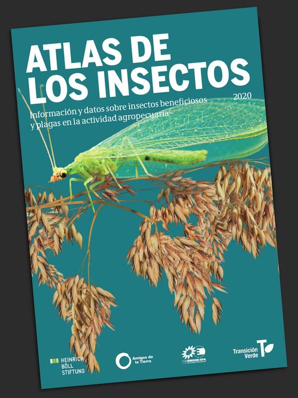 Descárgate 'gratis' el 'Atlas de los Insectos'