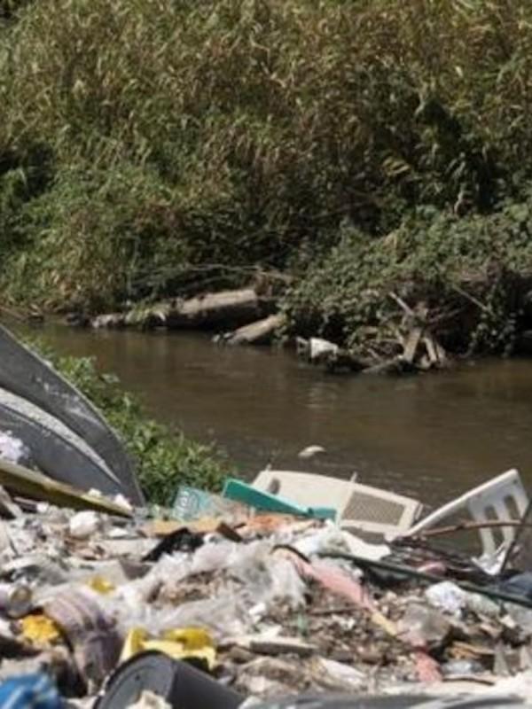 Finaliza la retirada de residuos en el cauce del río Guadarrama a su paso por la Comunidad de Madrid