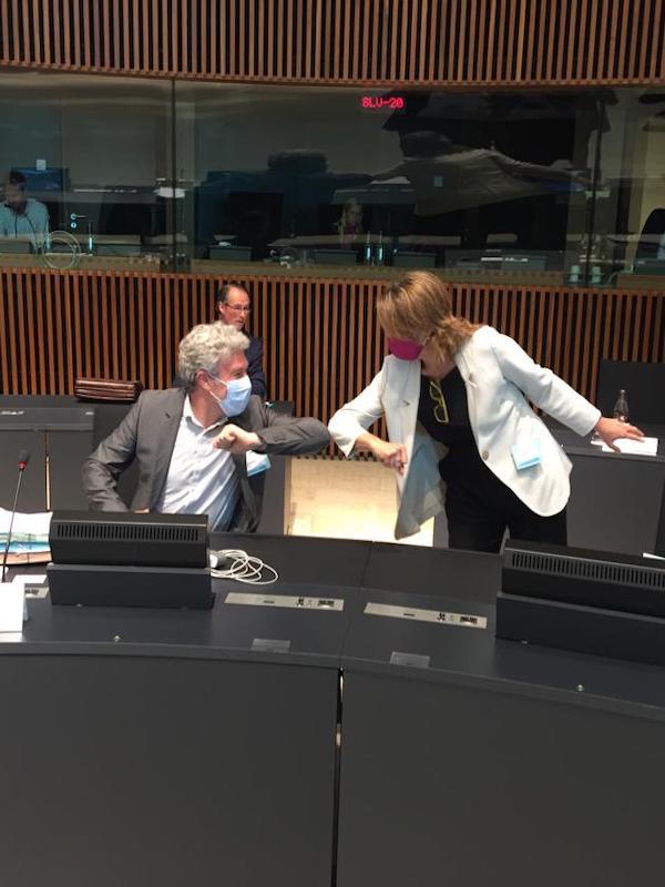 España con el 'Plan de Acción europeo para la Contaminación Cero'