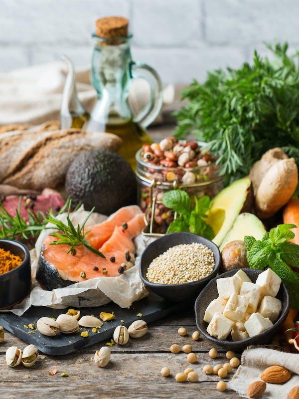 Una dieta saludable ante el COVID-19