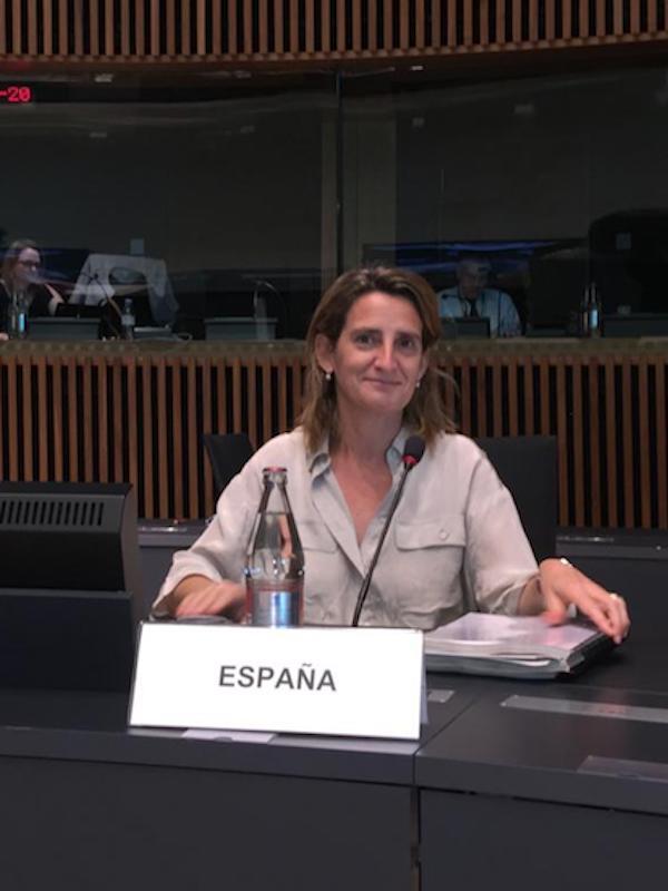 España quiere que las infraestructuras transeuropeas de energía faciliten la descarbonización