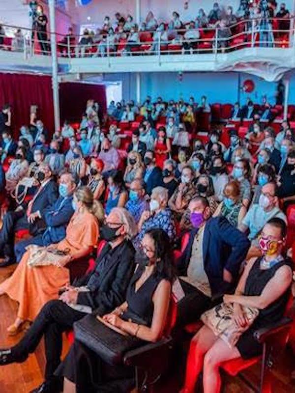Tarragona. Los Premis Ones 2021 claman por la justicia eco social y por los derechos humanos