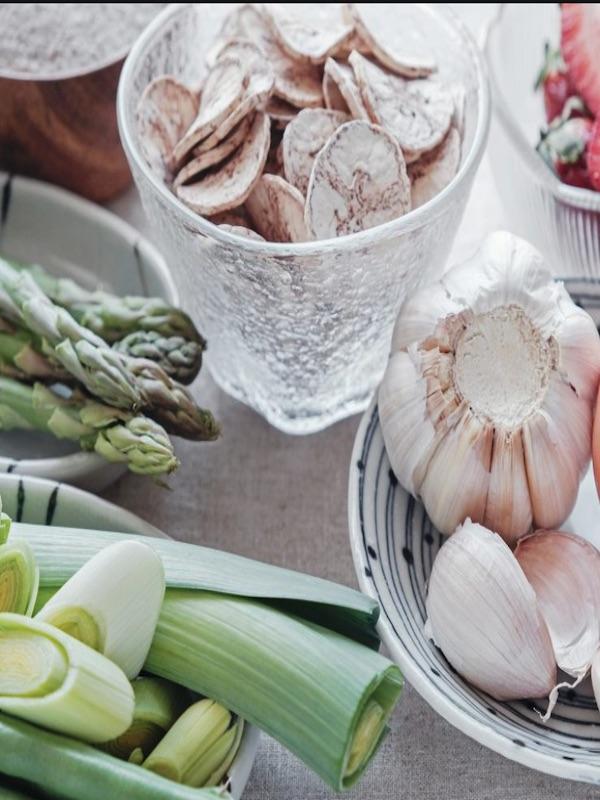 En una dieta saludable no pueden faltar los alimentos prebióticos