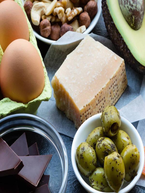 Cáncer colorrectal y las dietas no saludables altas en grasas
